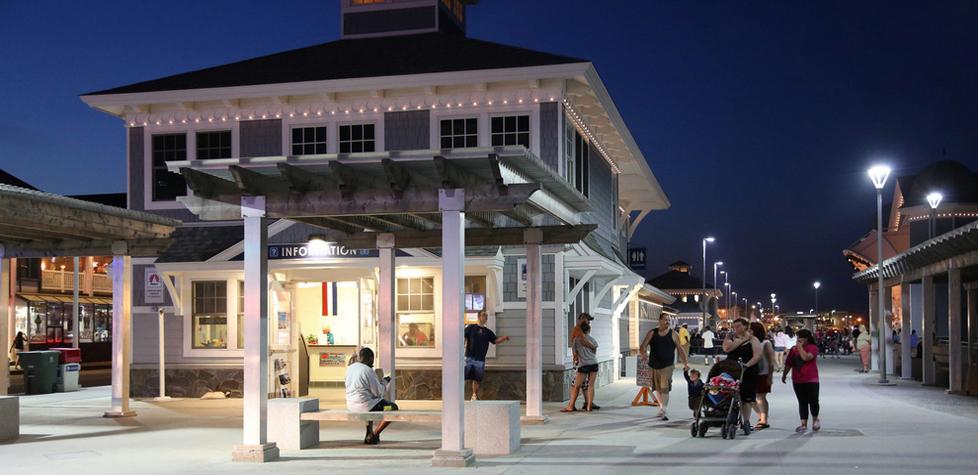 Boardwalk Hampton
